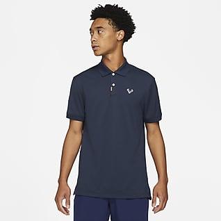 The Nike Polo Rafa Polo de corte estreito para homem