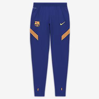 FC Barcelona VaporKnit Strike Herren-Fußballhose