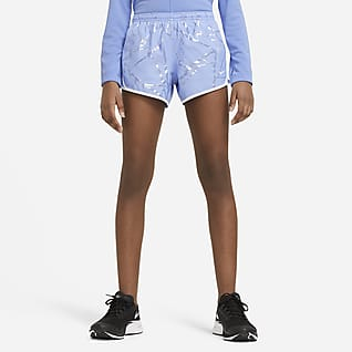 Nike Dri-FIT Tempo Big Kids' (Girls') Running Shorts