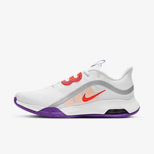 NikeCourt Air Max Volley Sert Kort Kadın Tenis Ayakkabısı
