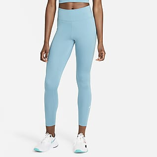 Nike Dri-FIT One Legging met halfhoge taille voor dames