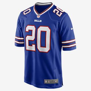 NFL Buffalo Bills (Zack Moss) Men's Game Football Jersey