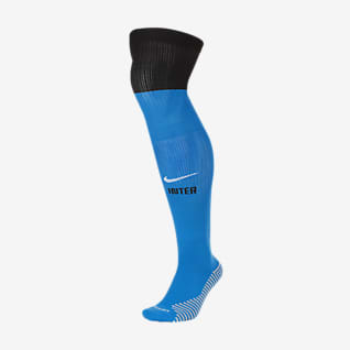 Inter Milan 2020/21 Stadium Home Over-the-Calf Football Socks