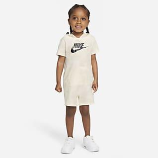 Nike Sportswear Enterito con gorro para bebé (12-24M)