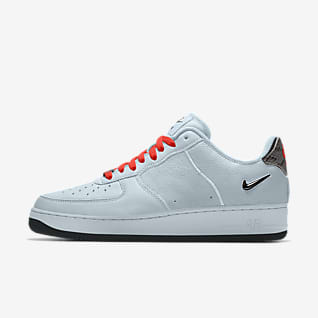 Nike Air Force 1/1 Unlocked By You Custom schoen