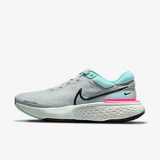 Nike ZoomX Invincible Run Flyknit Hardloopschoenen voor heren (straat)