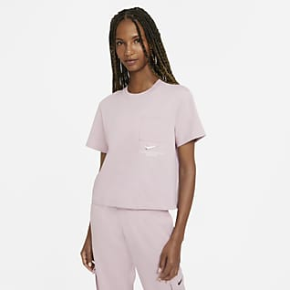 Nike Sportswear Swoosh Women's Short-Sleeve Top