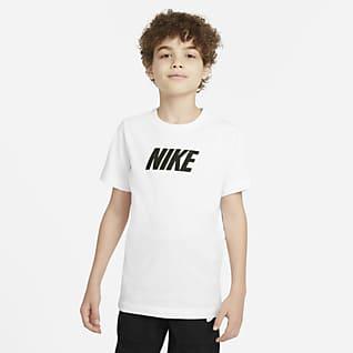 Nike Sportswear T-skjorte til store barn (gutt)