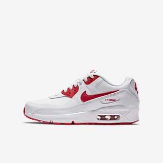Kinder Weiß Schuhe. Nike DE