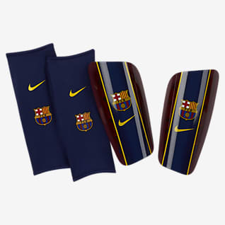 FC Barcelona Mercurial Lite Espinilleras de fútbol