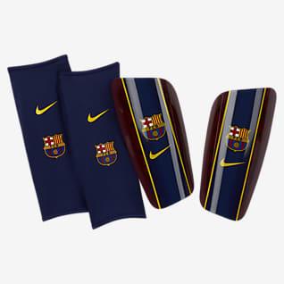 FC Barcelona Mercurial Lite Fotbalové chrániče holení