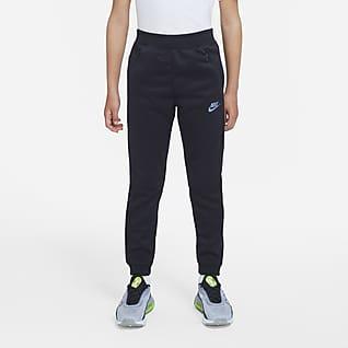 Nike Air Max Pantalones de entrenamiento para niños talla grande