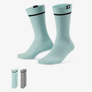 Nike SNKR Sox Essential Calcetines largos (2 pares)