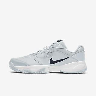 NikeCourt Lite 2 Мужская теннисная обувь для игры на кортах с твердым покрытием