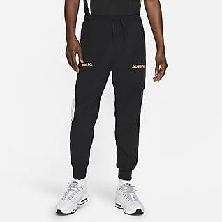 Nike F.C. Geweven voetbaltrainingsbroek voor heren