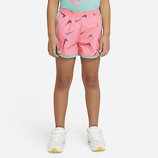 Nike Dri-FIT Tempo Little Kids' Printed Shorts