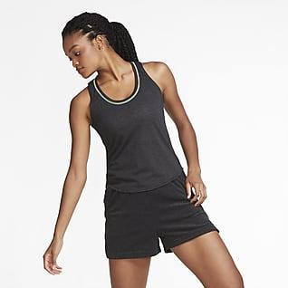 Nike Yoga 女款背心