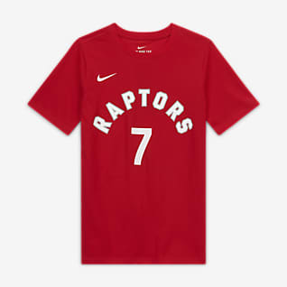 Kyle Lowry Raptors Older Kids' Nike Dri-FIT NBA T-Shirt