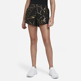 Nike Dri-FIT Tempo 大童 (女童) 訓練短褲