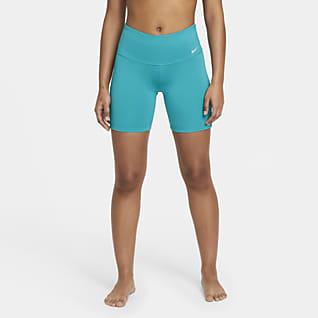 Nike Essential Shorts de natación de 15 cm para mujer
