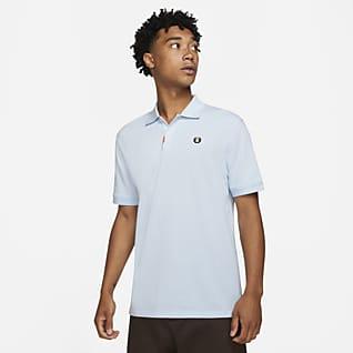 The Nike Polo Rors Polo met aansluitende pasvorm voor heren