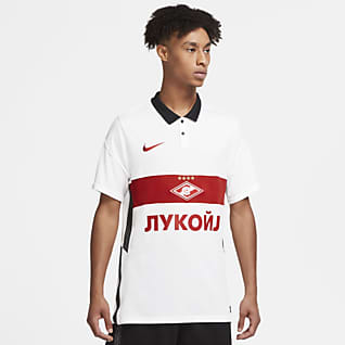 Spartak Moscow 2020/21 Stadium Away Men's Football Shirt