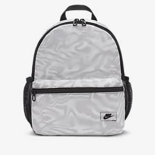Nike Brasilia JDI Mini mochila estampada para niños