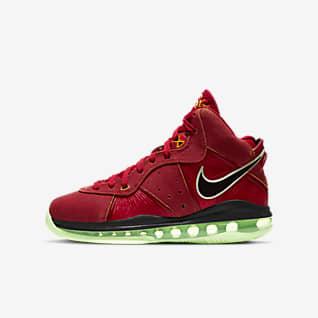 Nike LeBron 8 Big Kids' Shoes