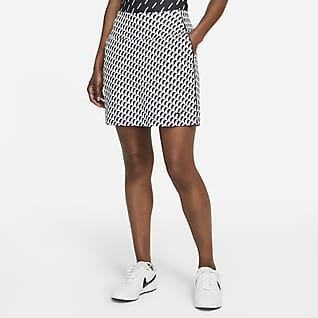"Nike Dri-FIT UV Victory Women's Printed 17"" Golf Skirt"