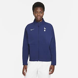Tottenham Hotspur Nike Dri-FIT női futball-melegítőfelső