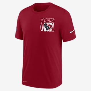 Nike Dri-FIT Facility (NFL Houston Texans) Men's T-Shirt