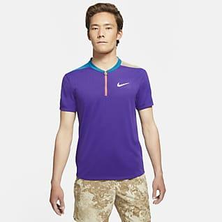 NikeCourt Breathe Slam 男款網球 Polo 衫