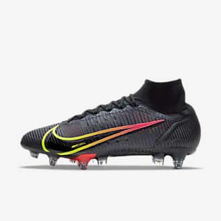 Nike Mercurial Superfly 8 Elite SG-Pro AC Stoplis futballcipő lágy talajra