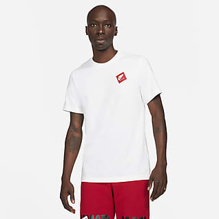 Jordan Jumpman Classics เสื้อยืดกราฟิกแขนสั้นผู้ชาย