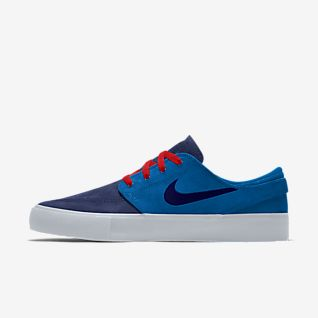 Nike SB Air Zoom Janoski RM By You Men's Skate Shoe
