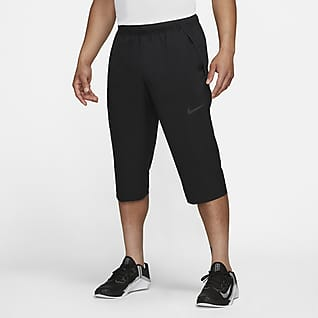 Nike Pantalones tejidos de entrenamiento 3/4 para hombre