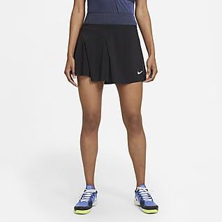NikeCourt Dri-FIT ADV Slam Faldilla de tennis - Dona