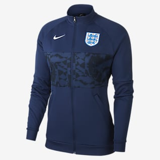 England Женская футбольная куртка
