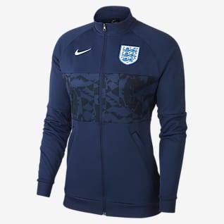 Angleterre Veste de football pour Femme