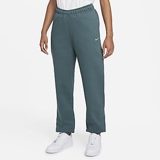 NikeLab Pantalons de teixit Fleece - Dona