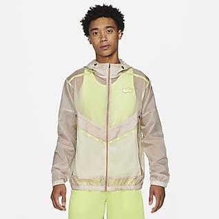 Nike Repel Wild Run Windrunner Мужская беговая куртка с графикой