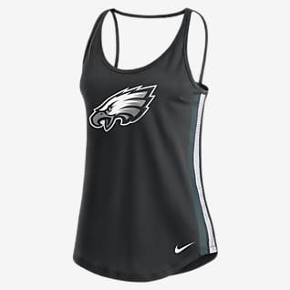 Nike Dri-FIT (NFL Philadelphia Eagles) Women's Open Back Tank Top