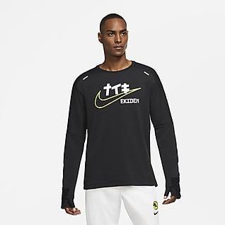 Nike Sphere Ανδρική μπλούζα για τρέξιμο