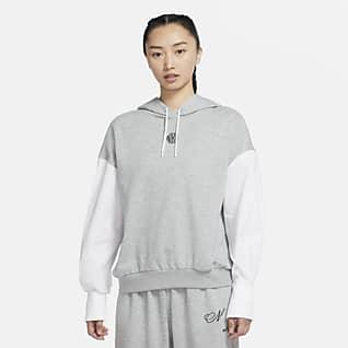 Nike Sportswear Icon Clash 女子连帽衫