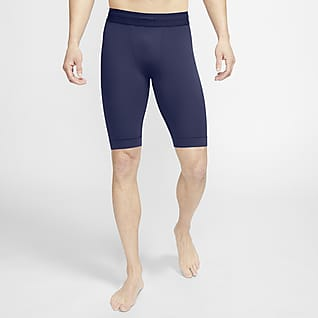 Nike Yoga Dri-FIT Infinalon-shorts til mænd