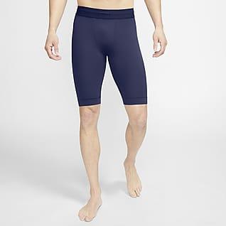 Nike Yoga Dri-FIT Pantalons curts de teixit Infinalon - Home