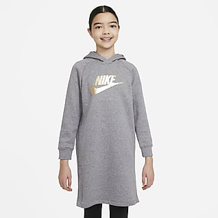 Nike Sportswear Robe à capuche pour Fille plus âgée