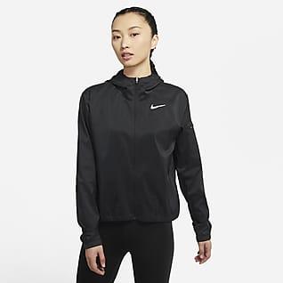 Nike Impossibly Light เสื้อแจ็คเก็ตวิ่งมีฮู้ดผู้หญิง