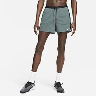 Nike Flex Stride Run Division Pantalons curts folrats amb eslip de running - Home