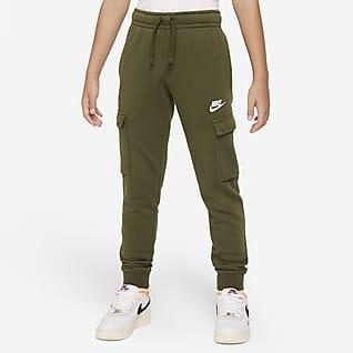 Nike Sportswear Club Брюки карго для мальчиков школьного возраста